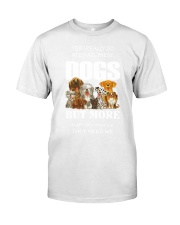 Need all dogs Classic T-Shirt thumbnail