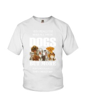 Need all dogs Youth T-Shirt thumbnail