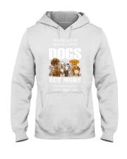 Need all dogs Hooded Sweatshirt thumbnail