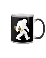 Bigfoot with Morel Mushroom Color Changing Mug thumbnail
