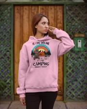 If I'm Druck - Go Camping Hooded Sweatshirt apparel-hooded-sweatshirt-lifestyle-02