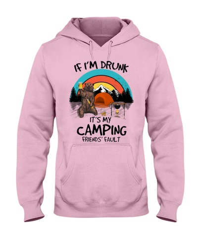 If I'm Druck - Go Camping