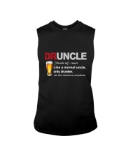 Druncle Definition Sleeveless Tee thumbnail
