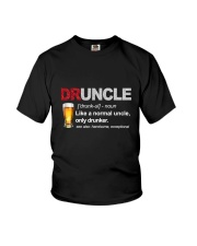 Druncle Definition Youth T-Shirt thumbnail
