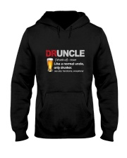 Druncle Definition Hooded Sweatshirt thumbnail