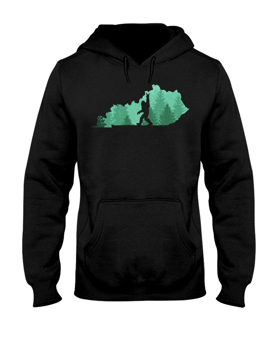 Bigfoot - Kentucky Hooded Sweatshirt