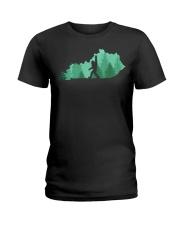 Bigfoot - Kentucky Ladies T-Shirt thumbnail