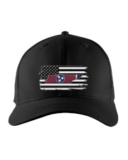 American and Tennessee map 9993 0037 Embroidered Hat front