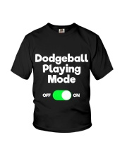 Dodgeball Player Mode Youth T-Shirt thumbnail