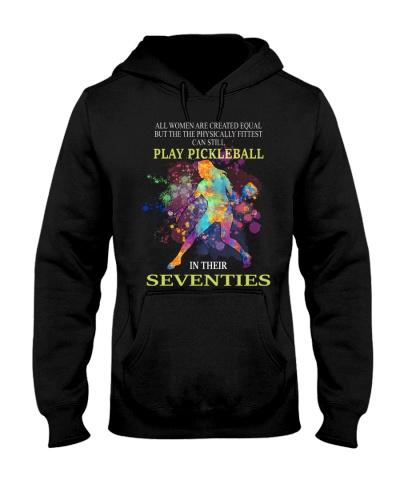 Pickleball - creat equal seventies PT 2