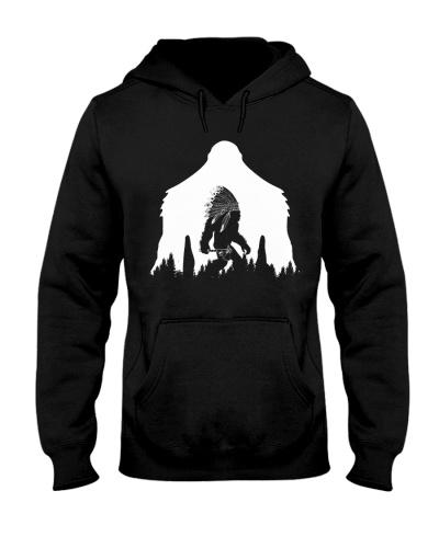 Bigfoot american native