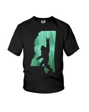 Bigfoot - Mississippi Youth T-Shirt thumbnail
