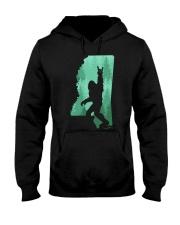 Bigfoot - Mississippi Hooded Sweatshirt front
