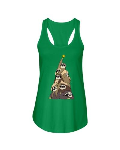 Sloth Lover and Christmas