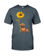 You are my sunshine - dachshund Classic T-Shirt thumbnail