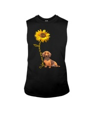 You are my sunshine - dachshund Sleeveless Tee thumbnail