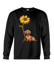 You are my sunshine - dachshund Crewneck Sweatshirt thumbnail