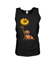 You are my sunshine - dachshund Unisex Tank thumbnail