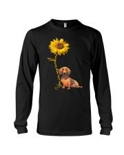 You are my sunshine - dachshund Long Sleeve Tee thumbnail
