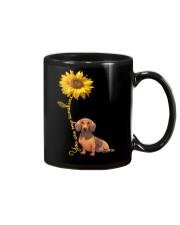 You are my sunshine - dachshund Mug thumbnail