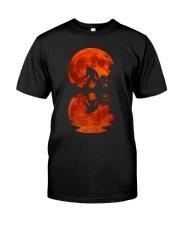 Bigfoot moon Classic T-Shirt thumbnail