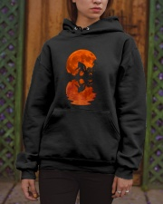 Bigfoot moon Hooded Sweatshirt apparel-hooded-sweatshirt-lifestyle-front-03