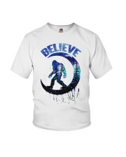 Believe sale Youth T-Shirt thumbnail