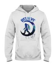 Believe sale Hooded Sweatshirt front
