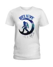 Believe sale Ladies T-Shirt thumbnail