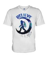 Believe sale V-Neck T-Shirt thumbnail