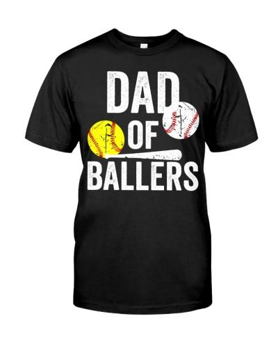 Dad of Softball