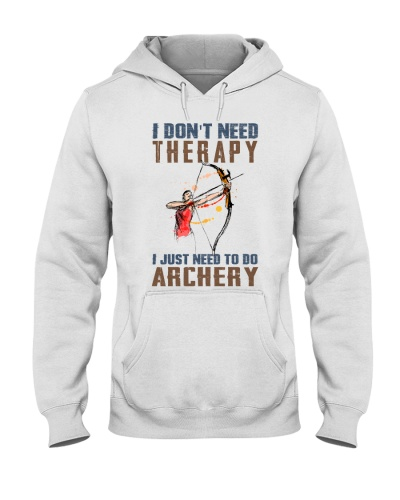 I don't need therapy - Archery