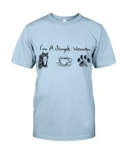 I am a Simple Woman Classic T-Shirt thumbnail