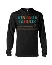 Vintage Taurus Long Sleeve Tee thumbnail
