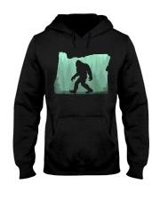 Bigfoot Oregon Hooded Sweatshirt front