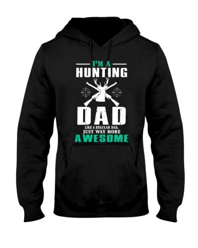 I'm a hunting dad