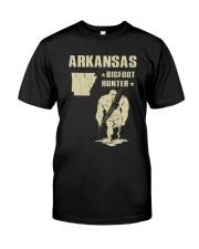 Arkansas - Bigfoot hunter Classic T-Shirt thumbnail