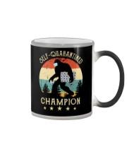 Self quarantined champion Color Changing Mug thumbnail