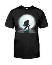 Bigfoot under the moon PT Classic T-Shirt thumbnail