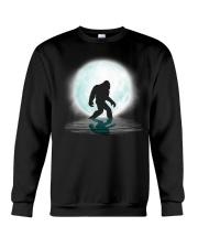 Bigfoot under the moon PT Crewneck Sweatshirt thumbnail