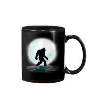 Bigfoot under the moon PT Mug thumbnail
