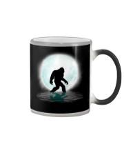 Bigfoot under the moon PT Color Changing Mug thumbnail