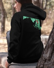 Maryland - Bigfoot Flag 2 sides Hooded Sweatshirt apparel-hooded-sweatshirt-lifestyle-06
