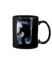Bigfoot in the dark Mug thumbnail