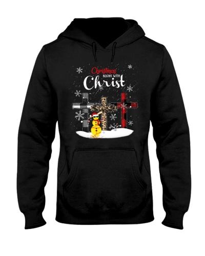 Christmas Begin With Christ - Softball