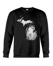 Michigan bigfoot - Year end sale Crewneck Sweatshirt thumbnail