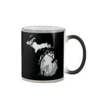 Michigan bigfoot - Year end sale Color Changing Mug thumbnail