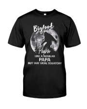 Mens Bigfoot Papa - Mug Classic T-Shirt thumbnail