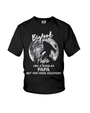 Mens Bigfoot Papa - Mug Youth T-Shirt thumbnail