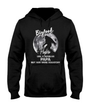 Mens Bigfoot Papa - Mug Hooded Sweatshirt thumbnail